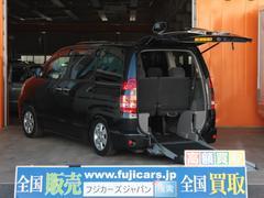 ノア福祉車輌 スロープ ワンオーナー車 電動固定装置 後退防止