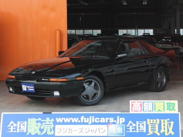 トヨタ 2.5GTツインターボR ワイドボディ 後期 1JZ-GTE