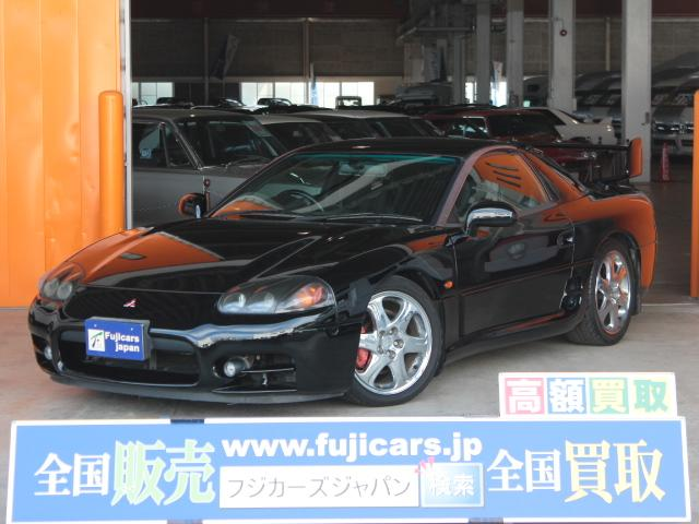 三菱 ツインターボMR 6速マニュアルモデル