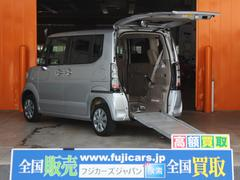 N BOX+福祉車輌 スローパー 電動ウィンチ SDナビ