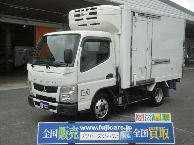 三菱ふそう  冷凍車 -30℃ 東プレ冷凍機XZ22LSC-Qモデル2012y式スタンバイ付き積載2000Kg サイドドアリア観音開きインタークーラーターボNOX適合 ETC付き