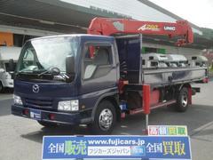 タイタントラッククレーン5段 ワイド超ロング