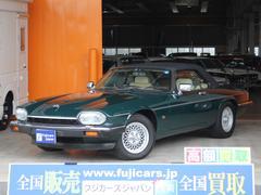 ジャガー XJ−SV12コンバーチブル ディーラー車 本革シート パワーシート