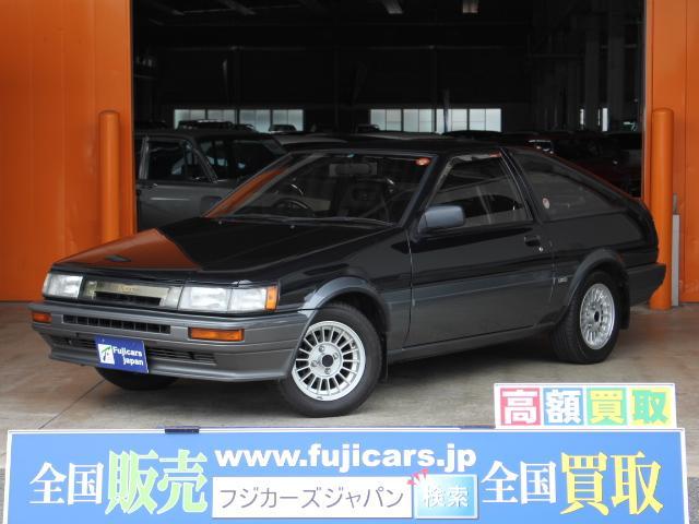 トヨタ GT-APEX イントラ14インチホイール ワンオーナー車