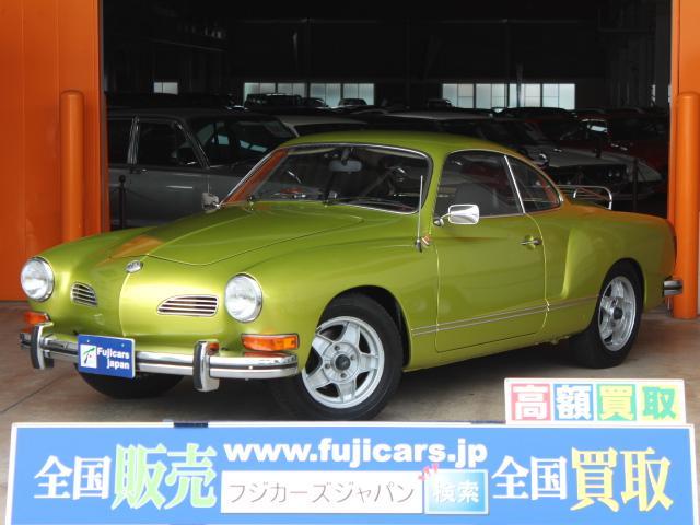 フォルクスワーゲン VW カルマンギア ベースグレード クーペ ディーラー車 リフレッシュペイント