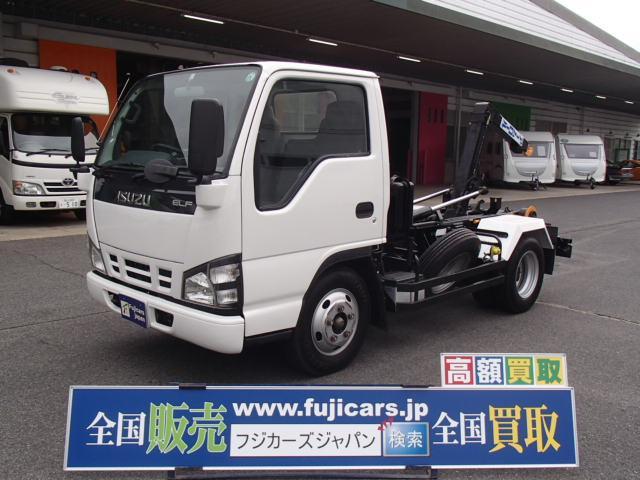 いすゞ アームロールコンテナ専用積載3000Kg