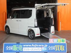 N BOX+カスタム福祉車両 スローパー 介護車両 車いす送迎車