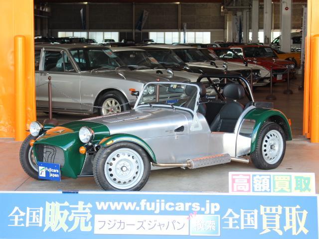 ケータハム ベースグレード 幌 ディーラー車
