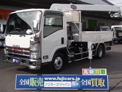 エルフトラッククレーン4段 ラジコン 積載2000Kg