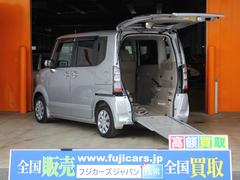 N BOX+福祉車両 スローパー 8ナンバー 電動ウィンチ