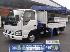 エルフトラッククレーン4段 ラジコン 積載2000K