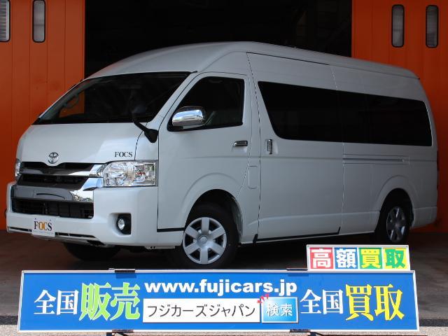 トヨタ FOCS Di 4WD FFヒーター 1500Wインバーター