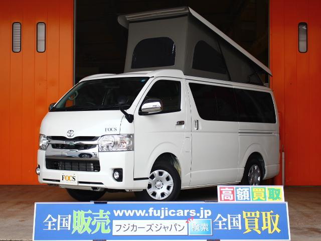 トヨタ FOCS エスパシオ+ up ポップアップ 8ナンバー