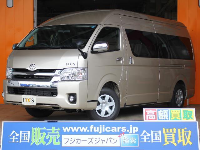 トヨタ FOCS ディパーチャー 4WD LEDライト パワスラ