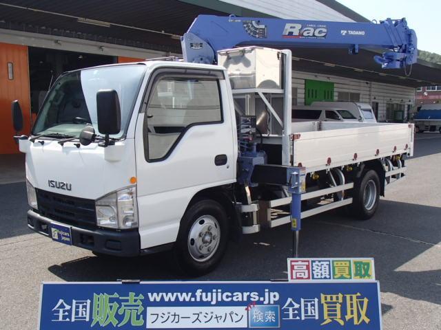 いすゞ クレーン4段 ラジコン 積載2000Kg