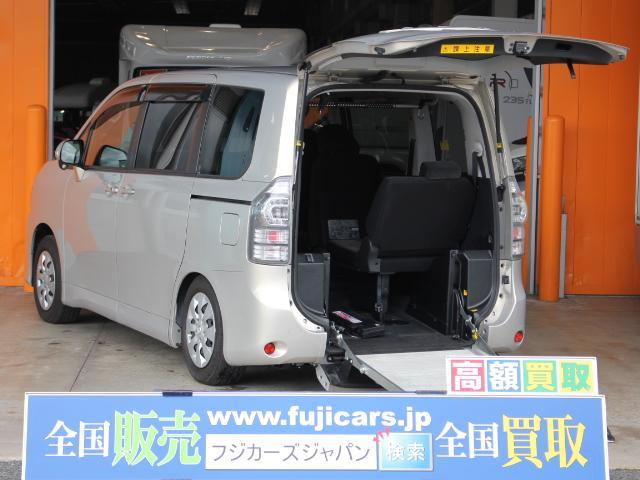 トヨタ ウェルキャブ 福祉車両 電動スローパー 電動ウィンチ ナビ