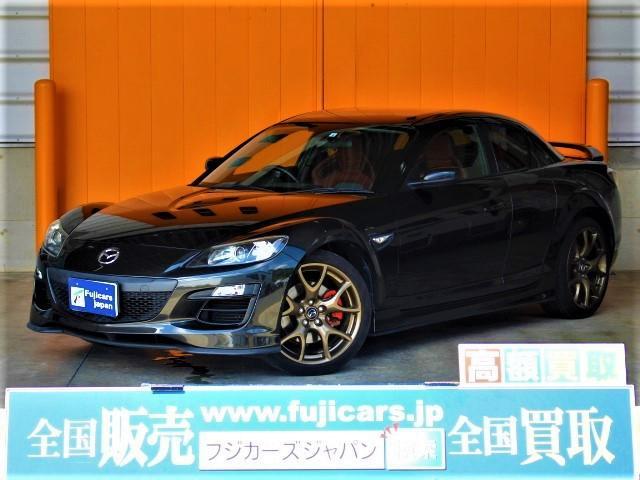 RX−8(マツダ) スピリットR 中古車画像