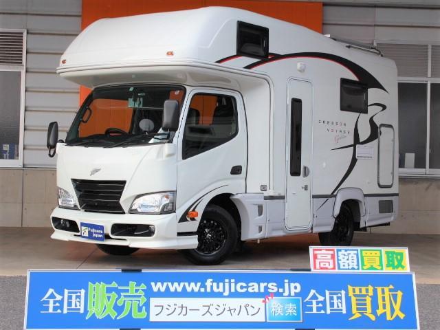 トヨタ ナッツRV クレソンボヤージュタイプW 家庭用エアコン FF
