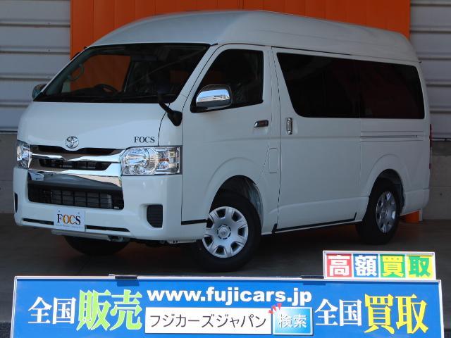 トヨタ FOCS DSコンパクト 4WD ディーゼル LEDライト