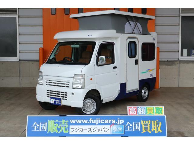 マツダ  FFヒーター サブバッテリー 走行充電 1200Wインバーター コンバータ― ポップアップルーフ シンク