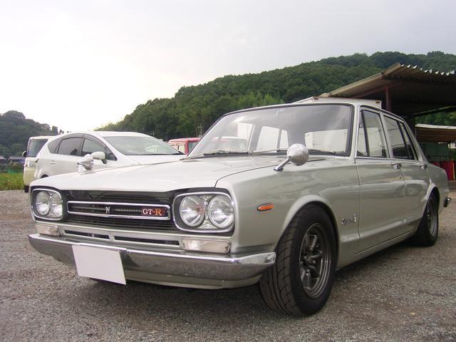 日産 GT-R エンジンオーバーホール済み