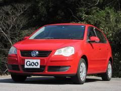 VW ポロベースグレード 1.4禁煙車 DVDナビ キーレス ETC