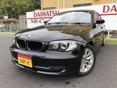 BMW116i 革シート 社外HDDナビ フルセグ 純正アルミ