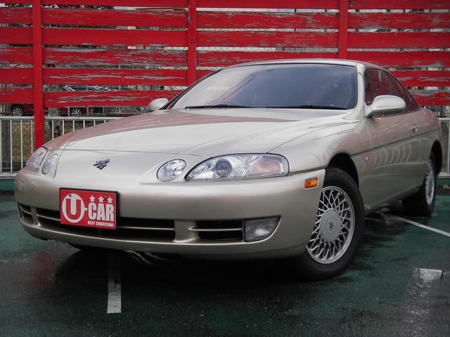 トヨタ 4.0GTリミテッド 革シート