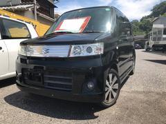 ワゴンRスティングレーX ナビ 軽自動車 AT エアコン AW14