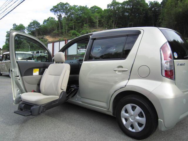 トヨタ ウェルキャブ 助手席電動リフトアップ 5人乗 禁煙車
