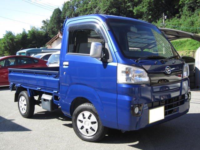 ダイハツ エクストラ 切替4WD Hi/Lo付 デフロック 禁煙車