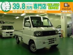ミニキャブトラックVX−SE 4WD 5MT AC PS ユーザー下取車