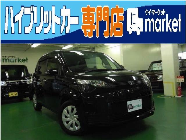 トヨタ F CVT ユーザー下取車 パワスラ 純正CD キーレス
