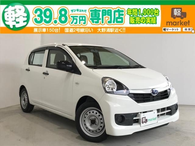 スバル E 禁煙車 エコアイドル ABS ワンオーナ-