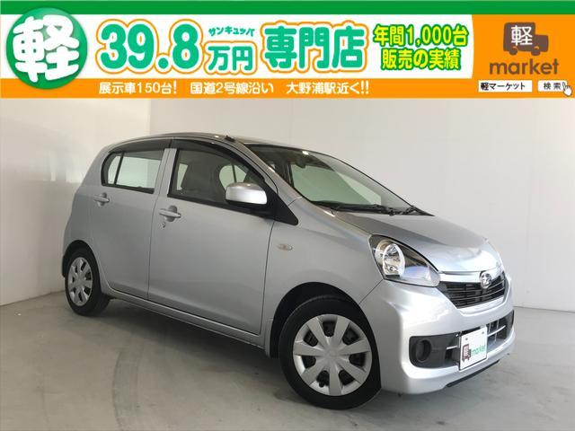 スバル F CVT 純正オーディオ エコアイドル ABS キーレスエントリー