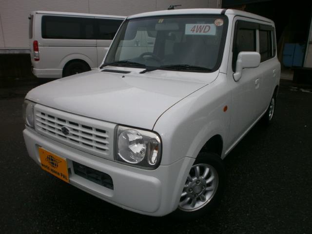 スズキ X 4WD シートヒーター キーレス ベンチシート