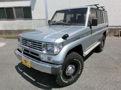ランドクルーザープラドSX ディーゼルターボ 4WD ナビ ETC キーレス