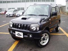 ジムニーワイルドウインド 4WD 5MT ターボ キーレス ABS