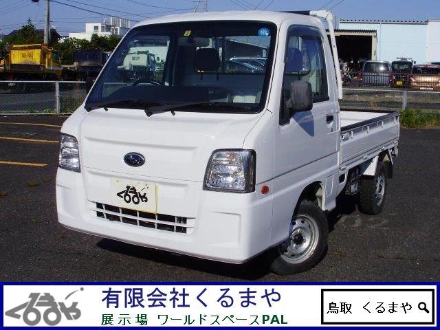 スバル JA  4WD 5MT エアコン パワステ