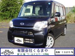 タントX 4WD 禁煙車 スマートキー ナビ TV