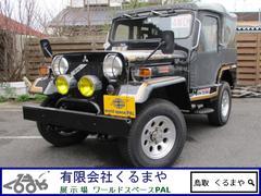 ジープキャンバストップ 4WD 4MT ディーゼル