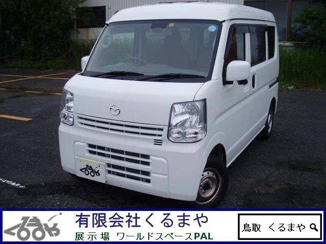 マツダ PCスペシャル 4WD オートマ