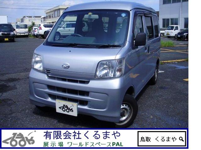 ダイハツ DX 4WD オートマ
