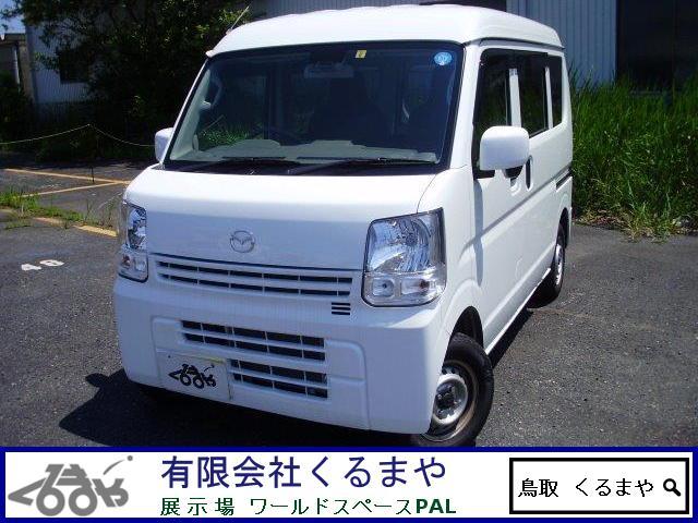 マツダ PCスペシャル 4WD オートマ レーダーブレーキサポート