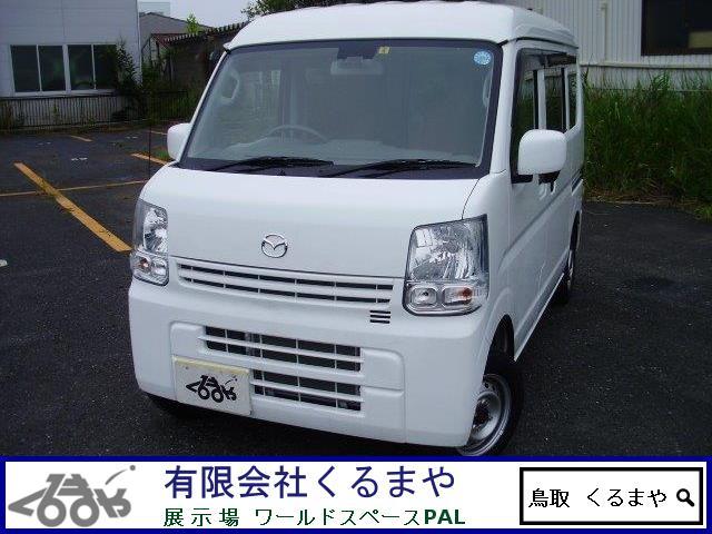 マツダ PCスペシャル 4WD 禁煙車 ワンオーナー キーレス