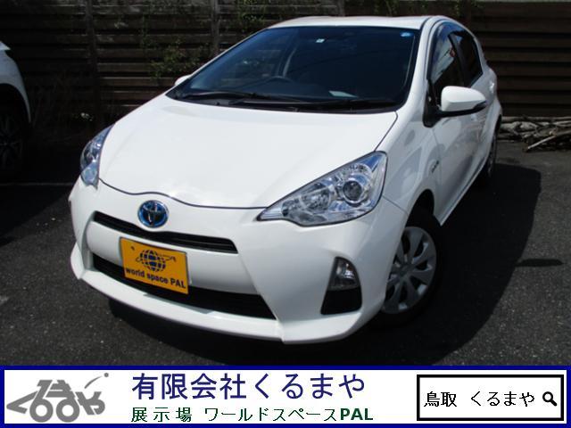 トヨタ S エコモード EVモード ETC