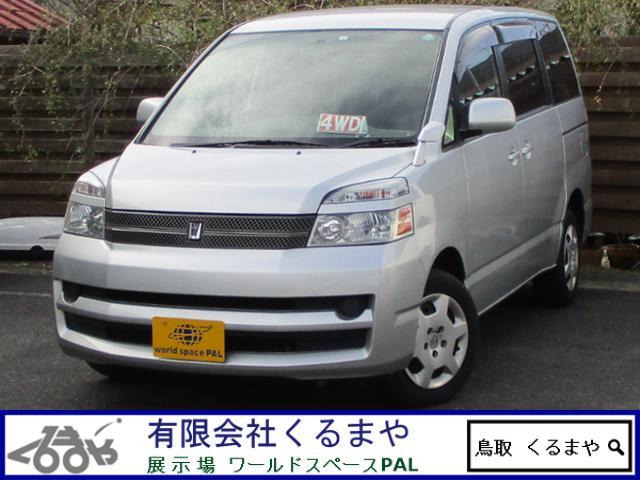 トヨタ X 4WD キーレス ETC 電動格納式ドアミラー ナビ