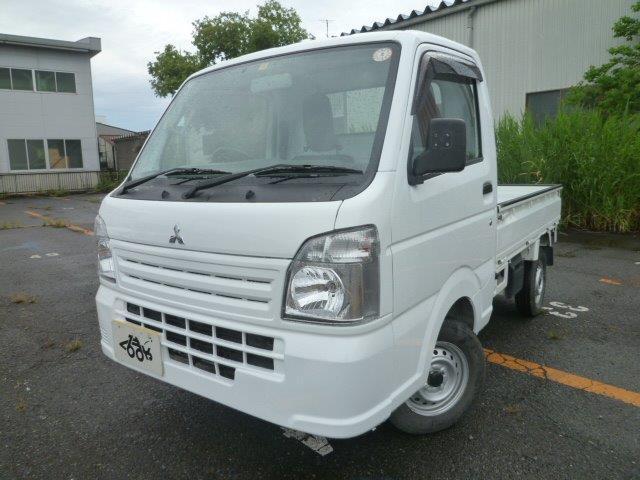 三菱 ミニキャブトラック G 4WD 5MT