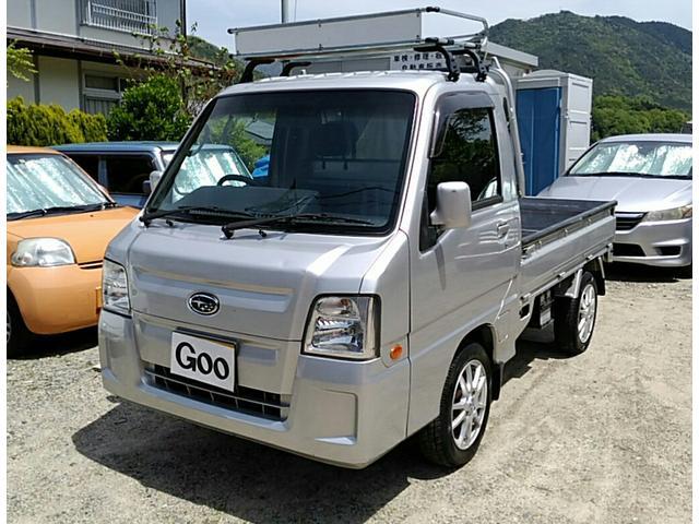スバル TC-SC 最終型 4WD AC PS 5速 ナビ ETC