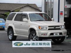 ハイラックスサーフSSR−X ホワイトプレミアム 4WD タイミングチェーン